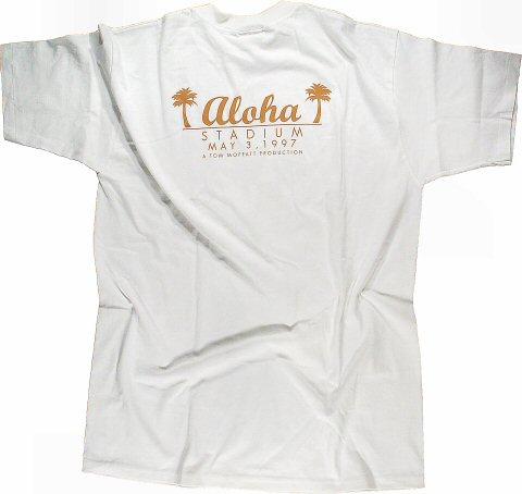 Gloria Estefan Men's Vintage T-Shirt reverse side