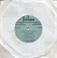 "Gloria Lynne Vinyl 7"" (Used)"