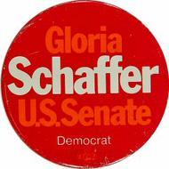 Gloria Schaffer Pin