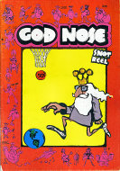 God Nose Comic Book