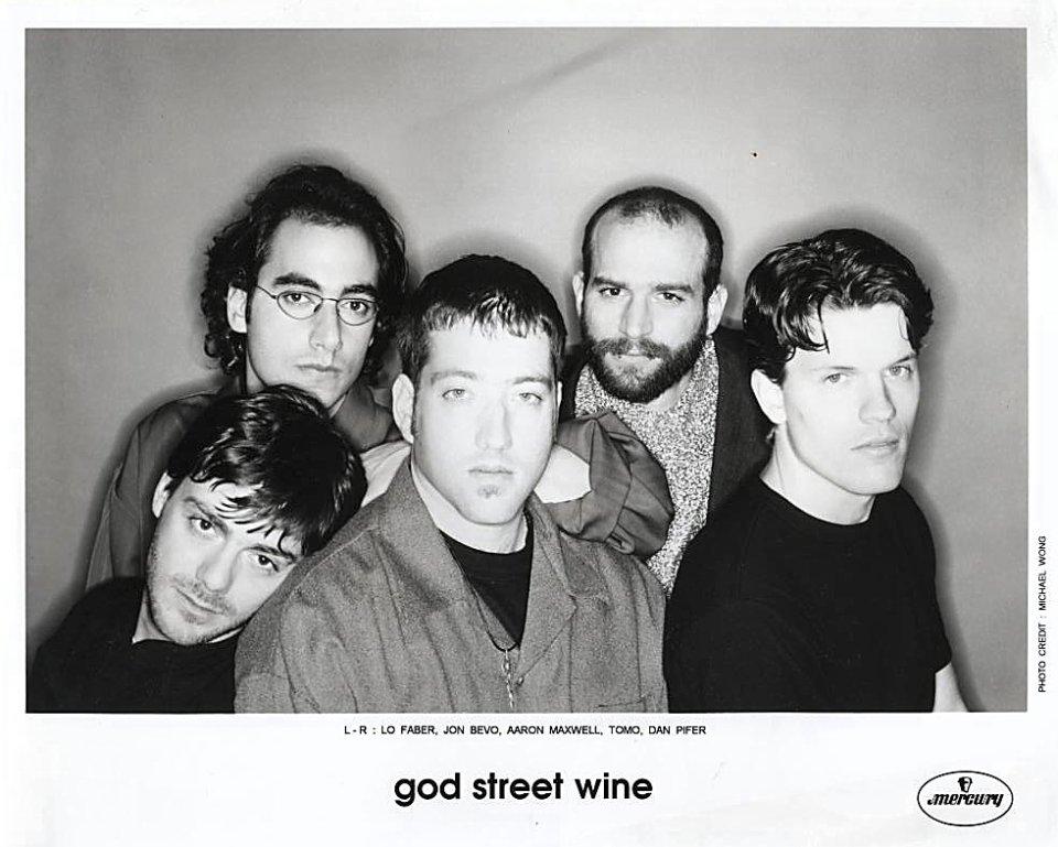 God Street Wine Promo Print