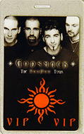 Godsmack Laminate