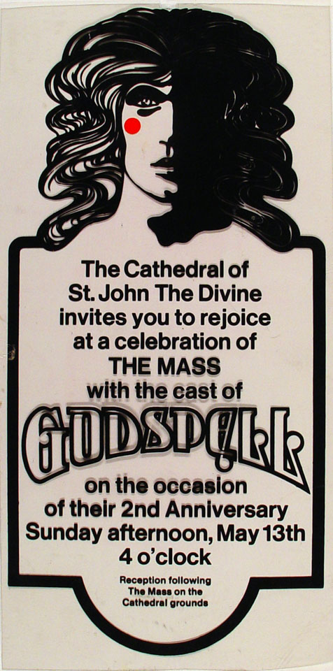 Godspell Poster