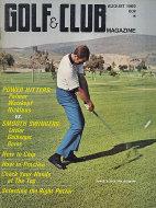 Gold & Club Vol. 1 No. 1 Magazine