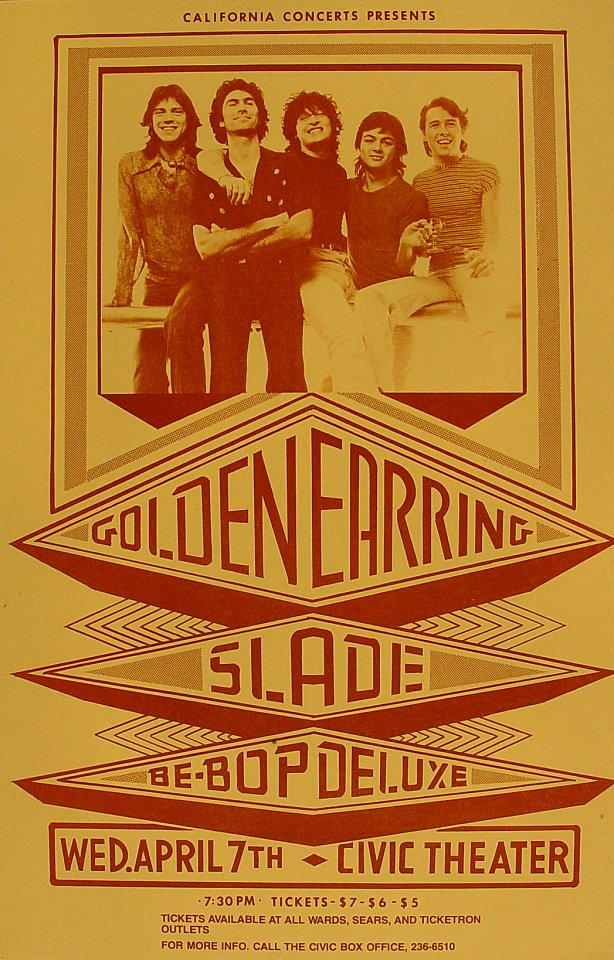Golden Earring Program