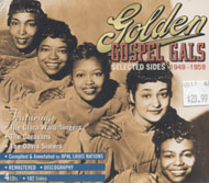 Golden Gospel Gals CD