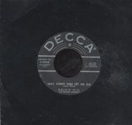 """Goldie Hill Vinyl 7"""" (Used)"""