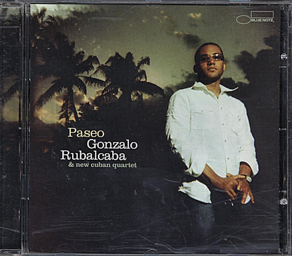 Gonzalo Rubalcaba & New Cuban Quartet CD