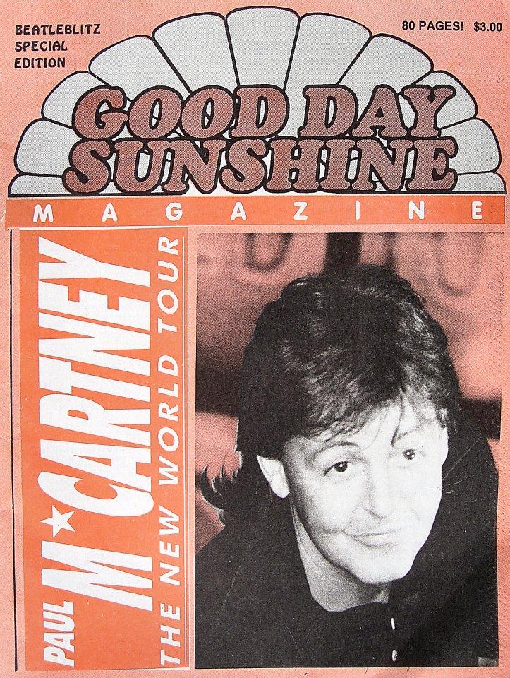 Good Day Sunshine No. 70