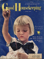 Good Housekeeping April 1957 Magazine