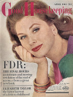 Good Housekeeping April 1961 Magazine