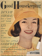Good Housekeeping April 1962 Magazine