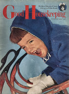 Good Housekeeping February 1957 Magazine