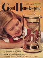 Good Housekeeping January 1957 Magazine