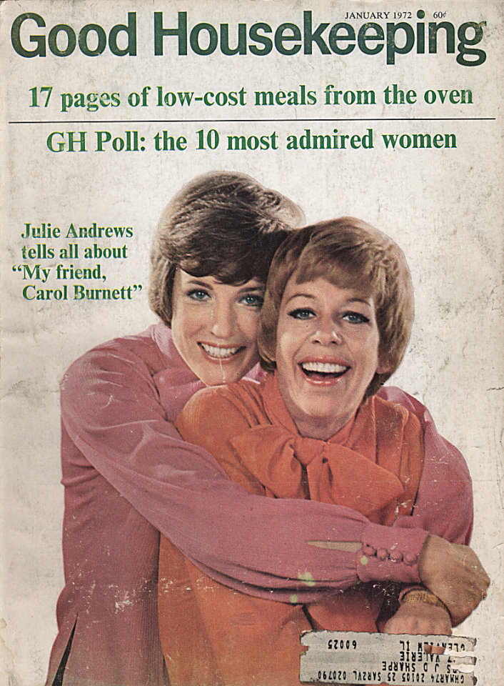 Good Housekeeping January 1972