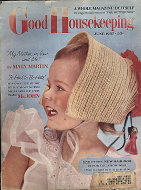 Good Housekeeping June 1957 Magazine