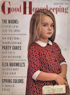 Good Housekeeping March 1962 Magazine