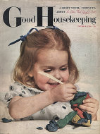 Good Housekeeping October 1956 Magazine