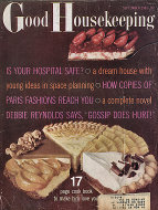Good Housekeeping September 1961 Magazine
