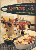 Good Housekeeping's Appetizer Book Book