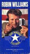 Good Morning Vietnam VHS