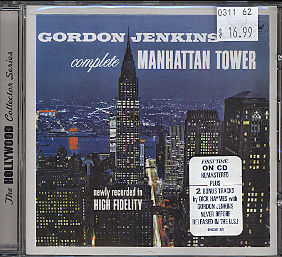 Gordon Jenkins CD