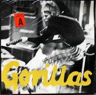 "Gorillas Vinyl 7"" (New)"