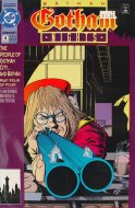 Gotham Nights, #4 Comic Book
