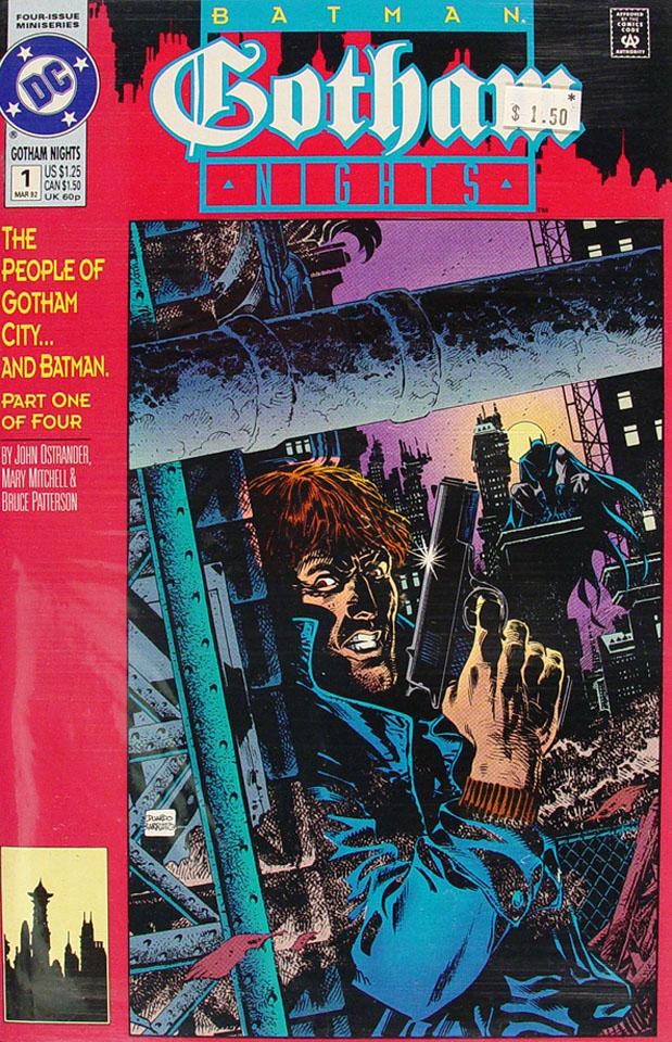 Gotham Nights Comic Book