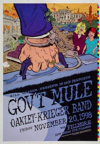 Gov't Mule Proof