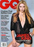 GQ Apr 1,2001 Magazine