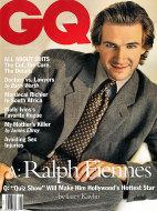 GQ Aug 1,1994 Magazine