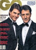 GQ Dec 1,1988 Magazine