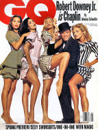 GQ Jan 1,1993 Magazine
