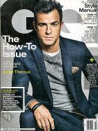 GQ Oct 1,2013 Magazine
