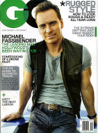 GQ Vol. 83 No. 11 Magazine