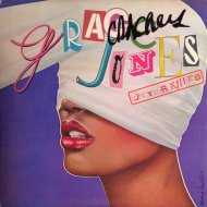 "Grace Jones Vinyl 12"" (Used)"