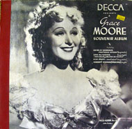 "Grace Moore Vinyl 12"" (Used)"
