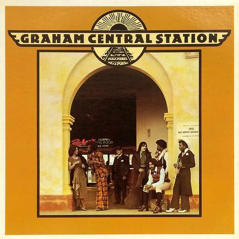 """Graham Central Station Vinyl 12"""" (Used)"""