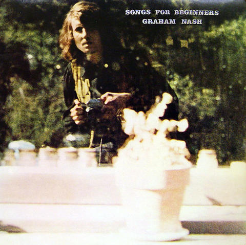 "Graham Nash Vinyl 12"" (Used)"