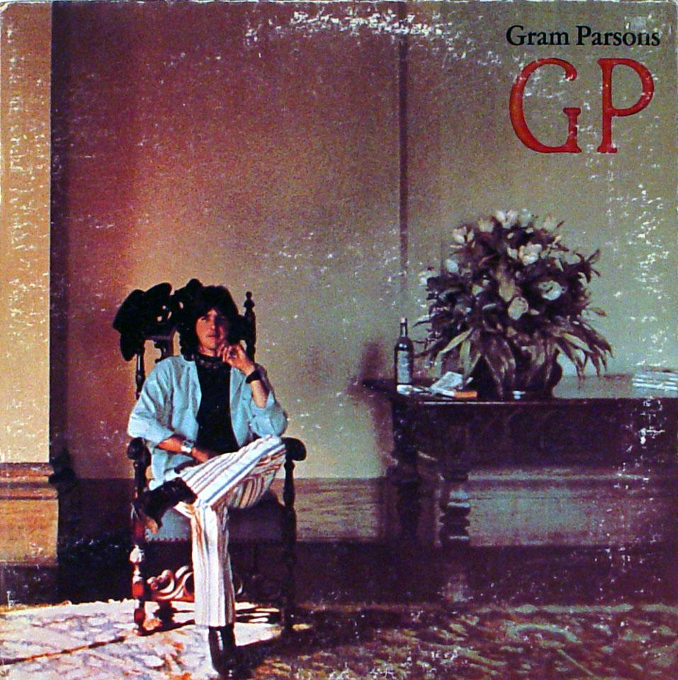 "Gram Parsons Vinyl 12"" (Used)"