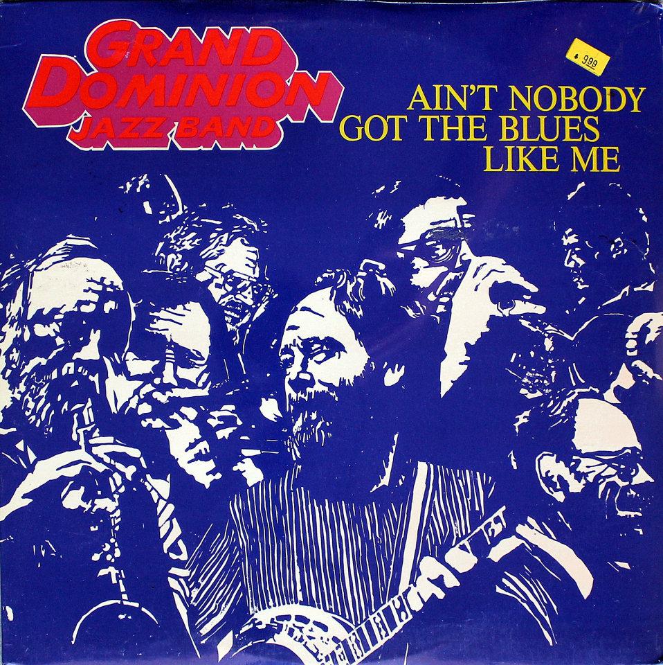 "Grand Dominion Jazz Band Vinyl 12"" (New)"