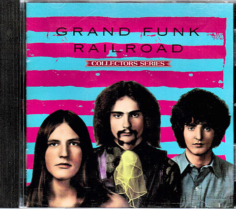 Grand Funk Railroad CD