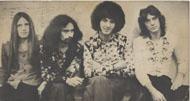 Grand Funk Railroad Postcard