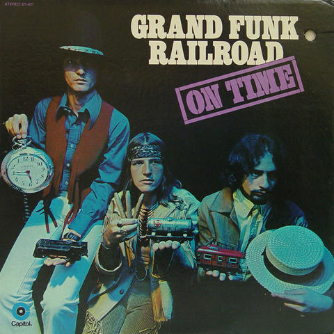 "Grand Funk Railroad Vinyl 12"" (Used)"