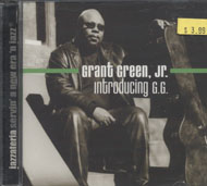 Grant Green, Jr. CD