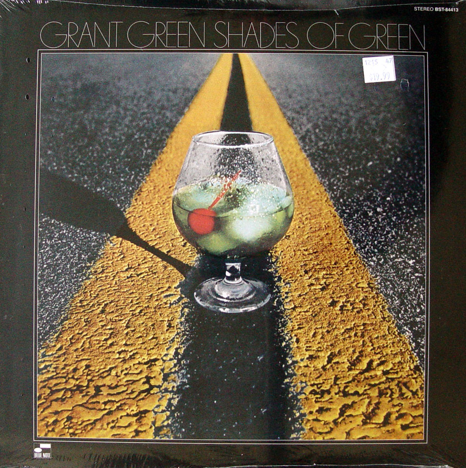 "Grant Green Vinyl 12"" (New)"