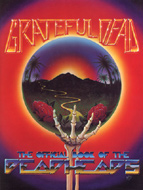 Grateful Dead - The Official Book of the Dead Heads Book