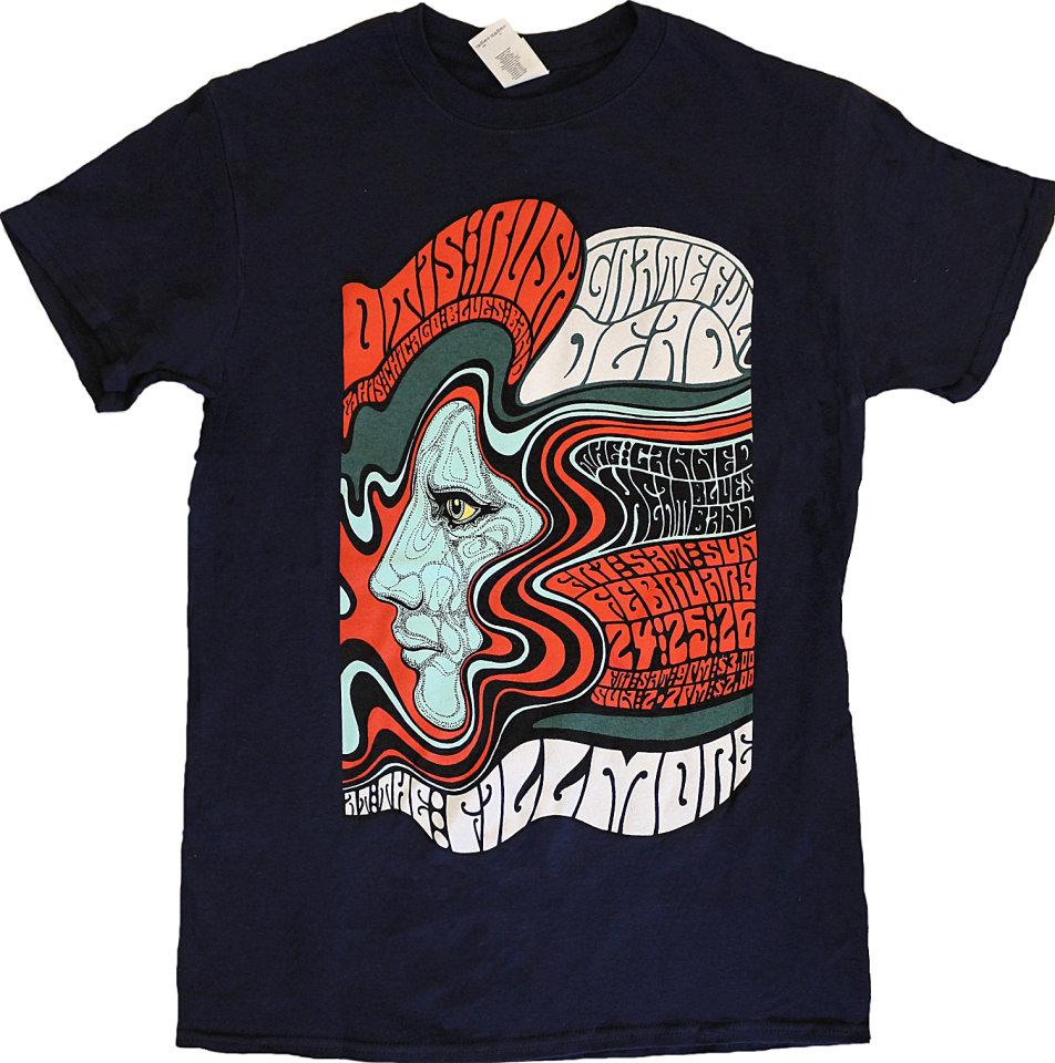 Grateful Dead Men's T-Shirt