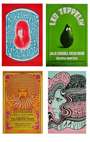 Grateful Dead Postcard Bundle